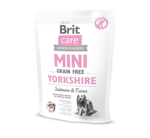 Pinso Brit Care yorkshire grain free 400gr 1