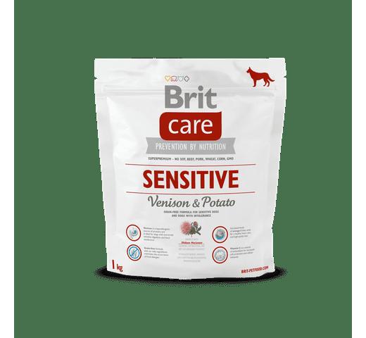 Pinso Brit Care sensitive cèrvol 1kg 1