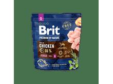 Pinso Brit Premium dog nature junior S