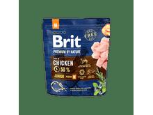 Pinso Brit Premium dog nature junior M