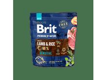 Pinso Brit Premium dog nature sensitive xai