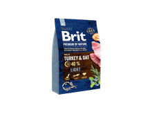 Pinso Brit Premium dog nature light