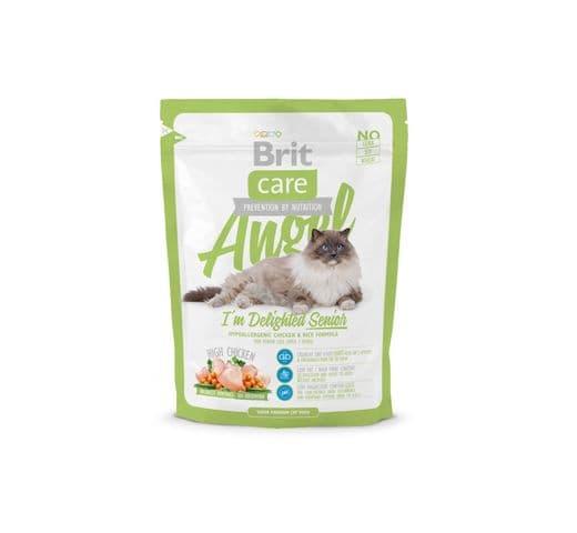 Pinso Brit Care cat angel senior 2kg 1