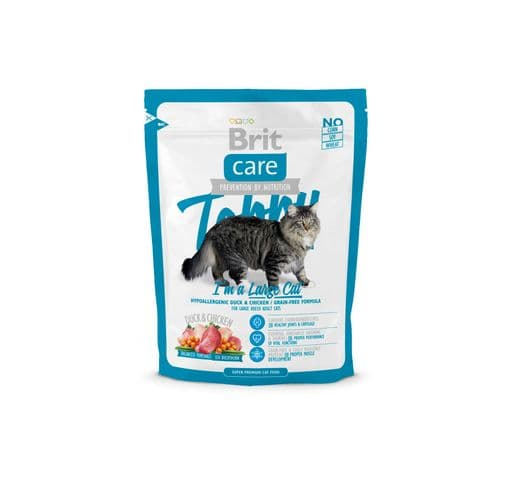 Pinso Brit Care cat tobby large 400gr 1