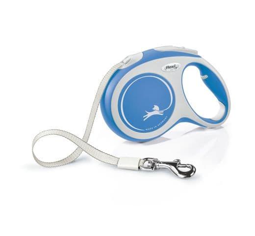 Corretja extensible Flexi comfort cinta blau 1