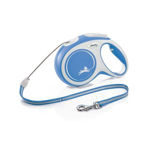 Corretja extensible Flexi comfort cordó blau 1