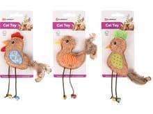 Altres joguines Flamingo kirk pollastre/gall/au assortiment (1un)