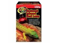 Zoomed bombeta d'infrarrojos heat lamp
