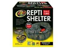 Zoomed Cova per rèptils