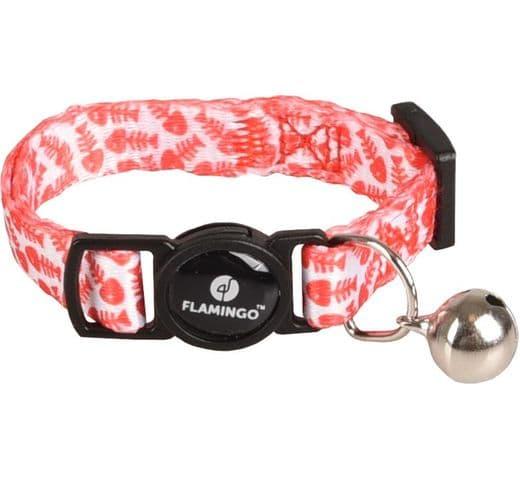 Collar Flamingo gat loulou 10mm 4
