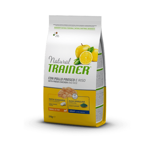 Pinso Natural Trainer gos mini pollastre 1