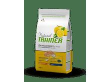 Pinso Natural Trainer gos mini pollastre