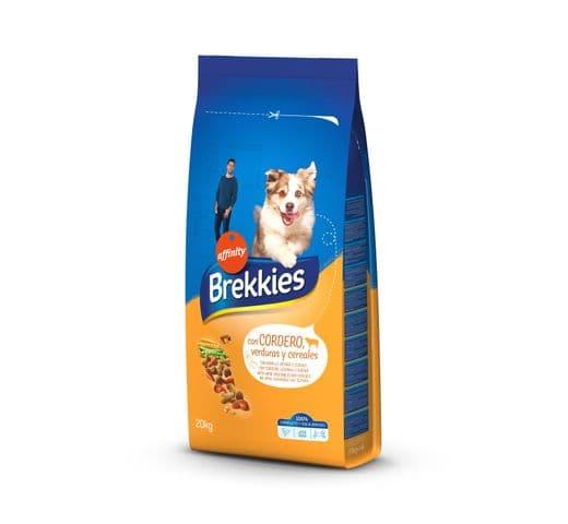 Pinso Brekkies Affinity gos xai 20kg 1