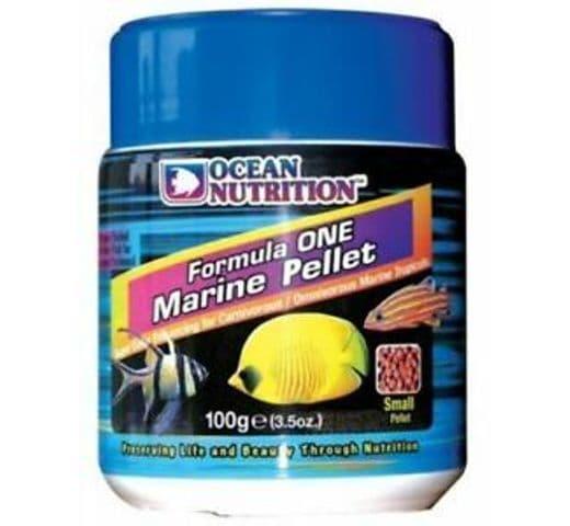 Pinso Ocean Nutrition formula one marine pellet small 1