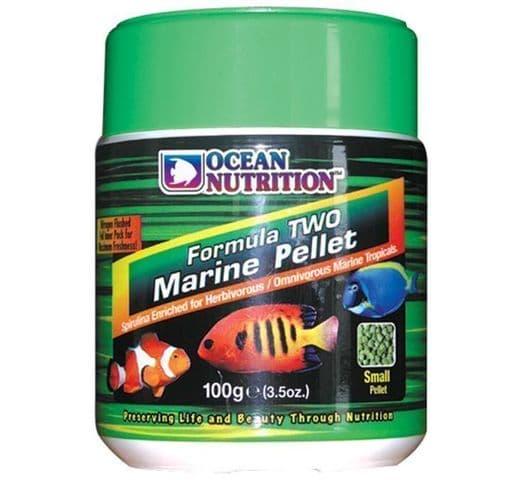 Pinso Ocean Nutrition formula two marine pellet small 1