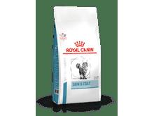 Pinso de dieta veterinària Royal Canin gat skin & coat