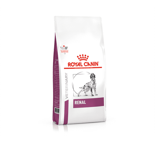 Pinso de dieta veterinària Royal Canin gos renal 1