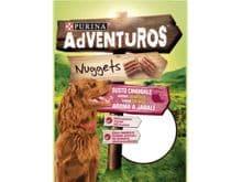 Snack semi-humit Friskies Purina gos nuggets