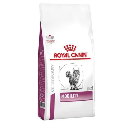 Pinso de dieta veterinària Royal Canin gat mobility 2kg 1