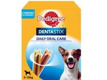 Snack dental Pedigree gos petit dentastix