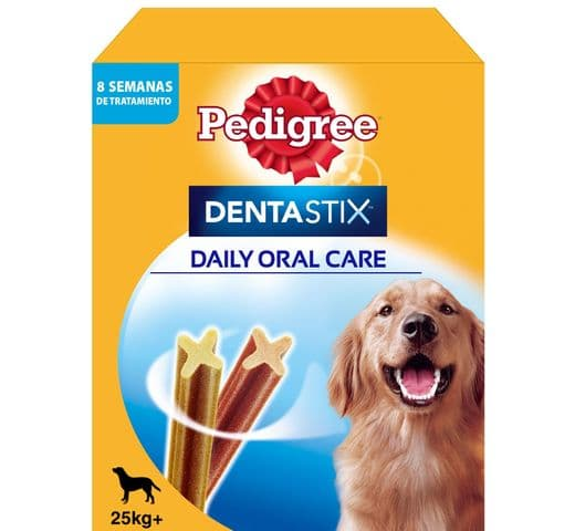 Snack dental Pedigree gos gran dentastix 1