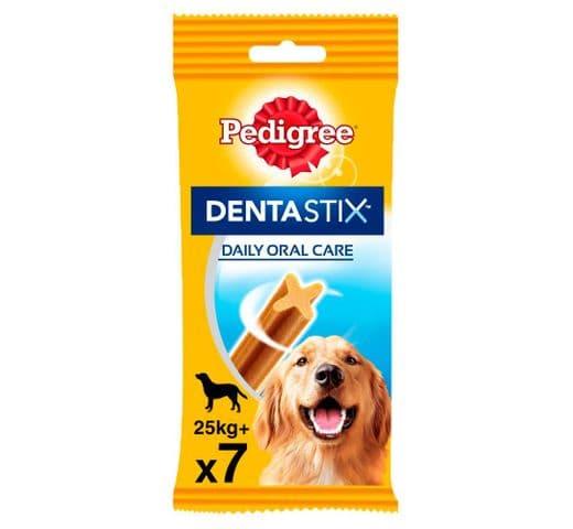 Snack dental Pedigree gos gran dentastix (7un) 1