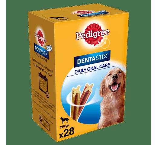 Snack dental Pedigree gos gran dentastix (28un) caixa 1