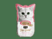 Snack líquid Kit Cat Purrpuree tonyina i salmó 60gr