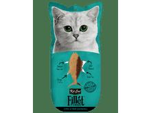 Carn Kit Cat Filet fresc de tonyina i fibra - Hairball 30gr