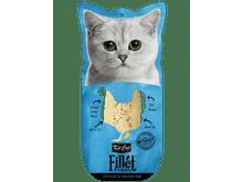 Carn Kit Cat Filet fresc de pollastre i peix fumat 30gr