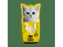Carn Kit Cat Filet fresc de pollastre i fibra - Hairball 30gr
