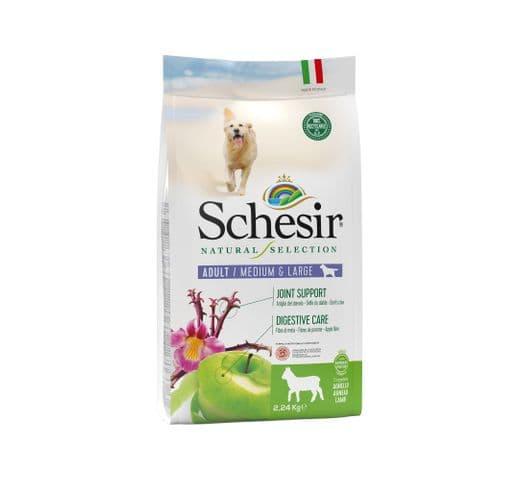 Pinso Schesir Natural Selection gos medium & large xai 1