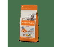 Pinso Natures Variety (True Instinct) gos selected medium-maxi adult salmó