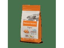 Pinso Natures Variety (True Instinct) gos original no grain mini adult salmó