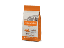 Pinso Natures Variety (True Instinct) gos original no grain junior salmó