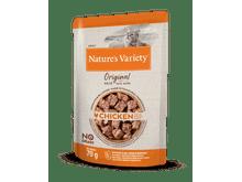 Aliment humit Natures Variety (True Instinct) gat original no grain pollastre 70gr