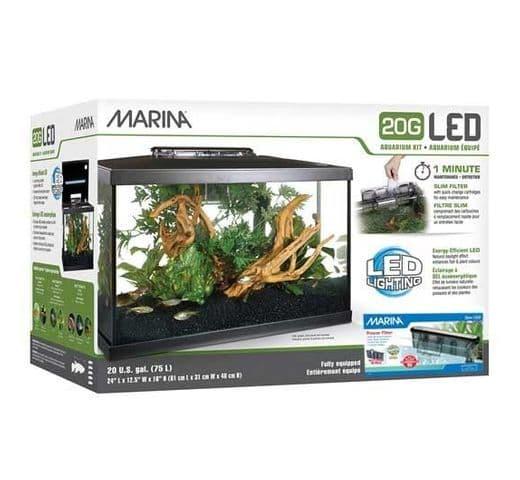 Aquari Marina Lux kit 75L 2