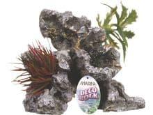 Decoració Marina deco rock roca plantes
