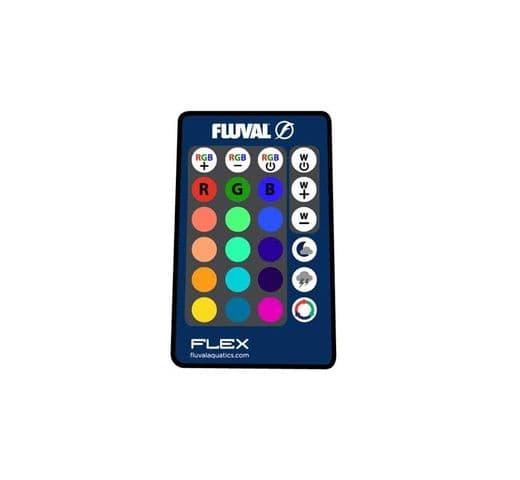 Aquari Fluval Flex kit negre 5