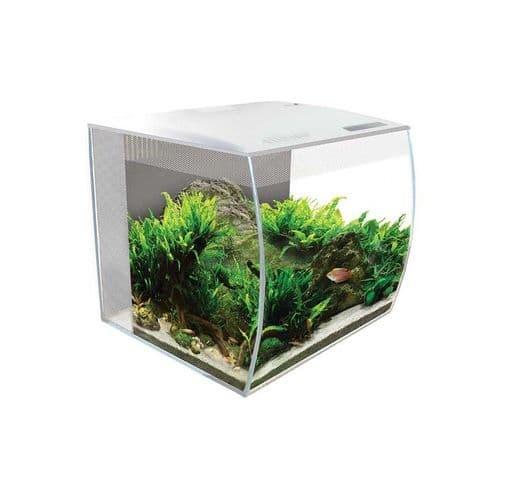 Aquari Fluval Flex kit 34L blanc 1