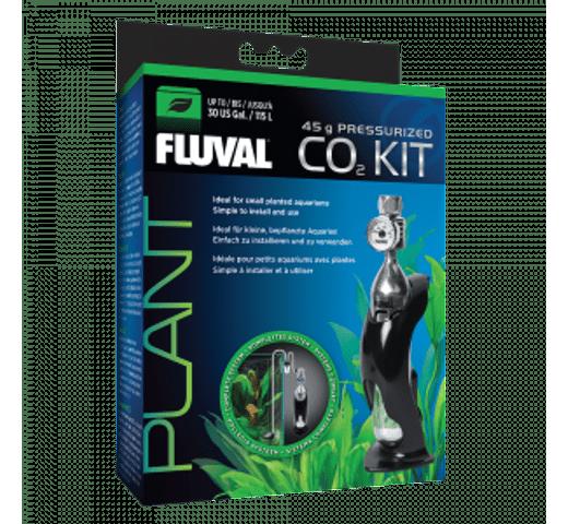 Complement aquari Fluval CO2 kit pressuritzat 45gr 1