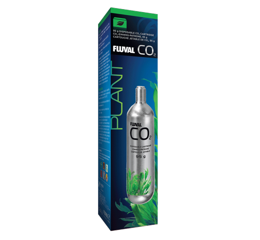 Fluval CO2 cartutx d'un sol ús 95gr 1