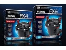 Fluval Filtres Externs FX