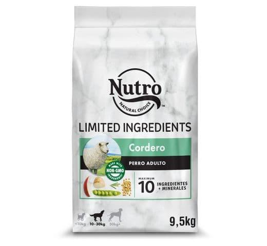 Pinso Nutro Limited ingredient gos medium xai 9,5kg 1