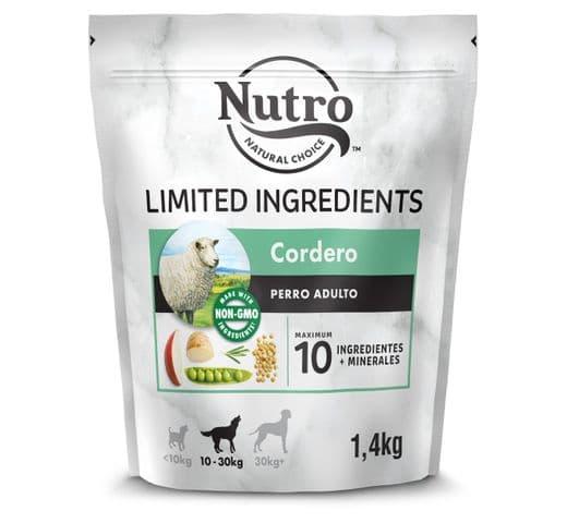 Pinso Nutro Limited ingredient gos medium xai 1,4kg 1