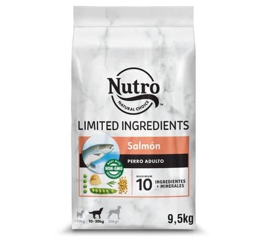 Pinso Nutro Limited ingredient gos medium salmó 9,5kg 1