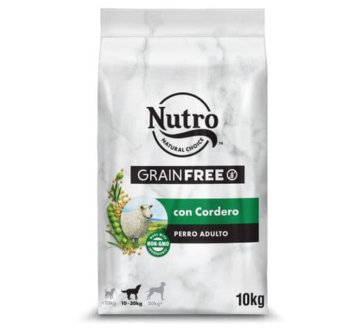 Pinso Nutro Grain free gos medium xai 10kg 1