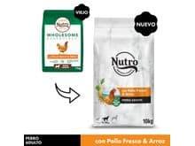 Pinso Nutro Core gos medium pollastre 10kg
