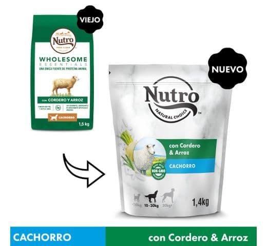 Pinso Nutro Core gos puppy xai 1