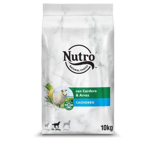 Pinso Nutro Core gos puppy xai 10kg 1